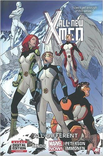 Amazon All New X Men Volume 4 All Different 9780785188605