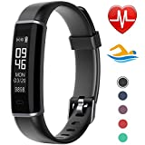 Fitness Tracker band Activity Tracker Smart Watch with Heart Rate/Sleep Monitor SNS Notification Pedometer Bluetooth Waterproof Sports Smart Wristband with Calorie Counter for Android and iOS phone