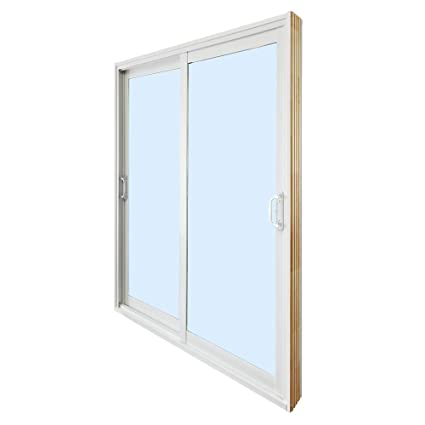 Stanley Doors Double Sliding Patio Door Clear LowE