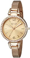 SO & CO New York Women's 5061M.2 SoHo Analog Display Quartz Rose Gold Watch