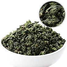 GOARTEA 500g (17.6 Oz) Organic Top Grade Fujian Anxi High Mount. Tie Guan Yin Tieguanyin Iron Goddess Chinese Oolong Tea