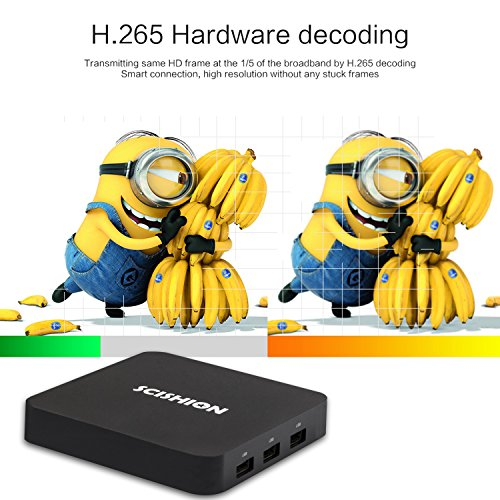 Hantwin 2018 Newest MX4N Android Tv Box Android 7 1 Quad core 1GB+
