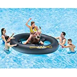 "Intex Inflat-A-Bull, Inflatable Pool Toy, 96"" X 77"" X 32"""