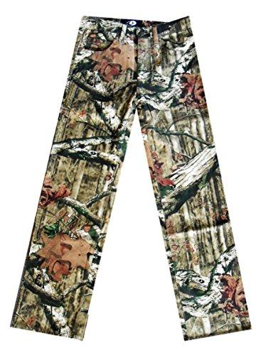 mossy oak camo pants - 8