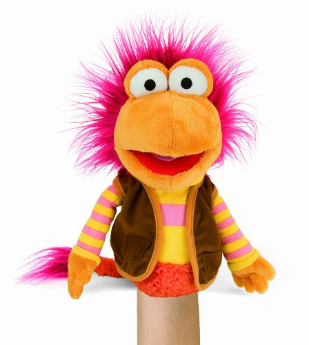 Fraggle Rock Puppets (Manhattan Toy Fraggle Rock Gobo Hand Puppet)