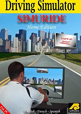 Driving Simulator SimuRide Home Edition for PC