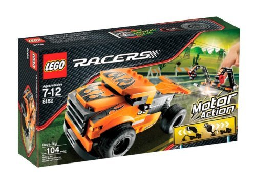LEGO Racers Race Rig - Racers Race Rig