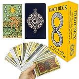 MIRIYAN Classic Tarot Cards Deck with Original