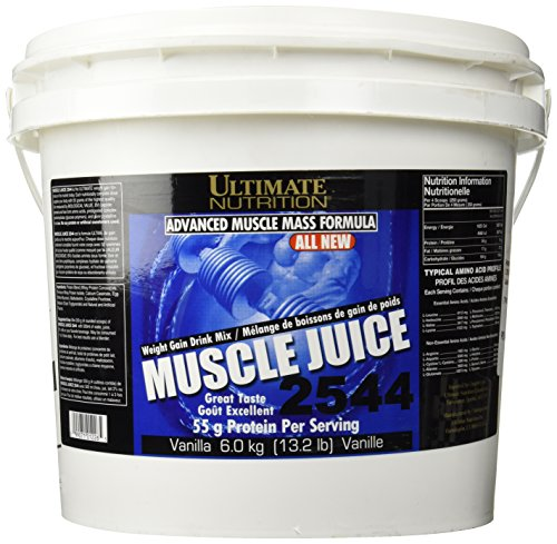 Ultimate Nutrition Muscle Juice 2544, Vanilla, 13.2 Pound