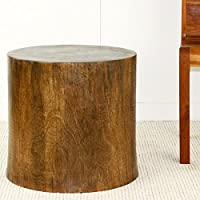 Haussmann MAST Mango Stump Side Table