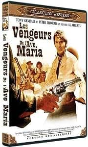 Les Vengeurs de l'Ave Maria [Francia] [DVD]