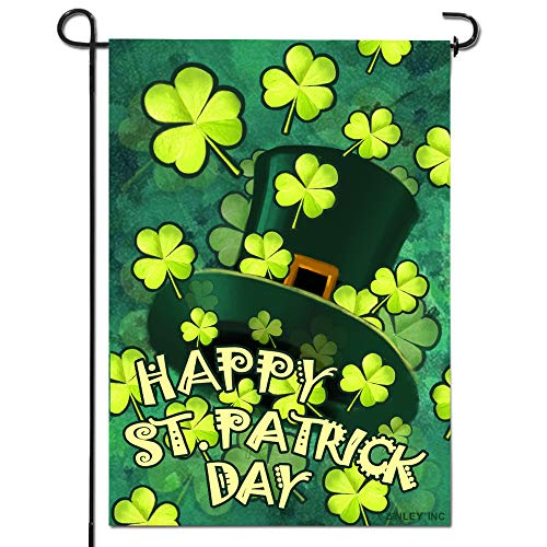Anley |Double Sided| Premium Happy St. Patrick