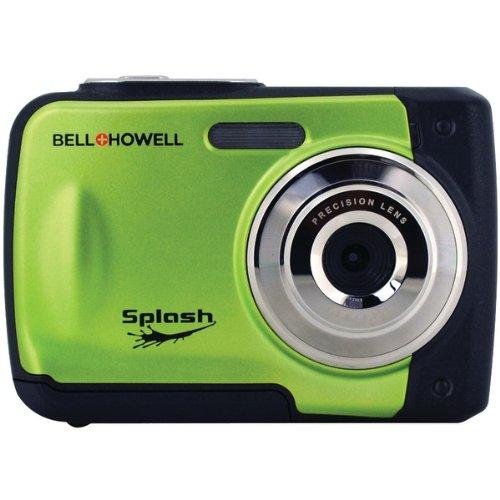 BELL+HOWELL WP10-G 12.0-Megapixel WP10 Splash Waterproof Dig