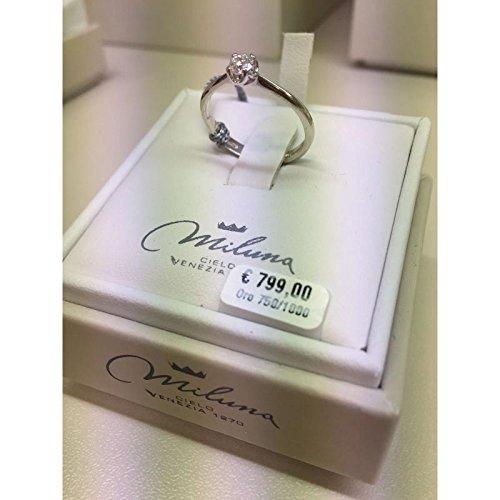 Bague MILUNA Diamonds Limited Edition lid5183024g7or diamant