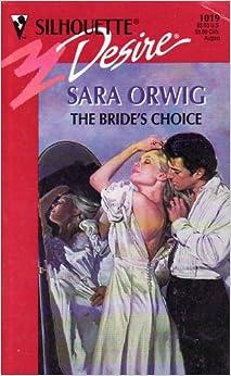 Book The Bride's Choice (Silhouette Desire, No 1019)