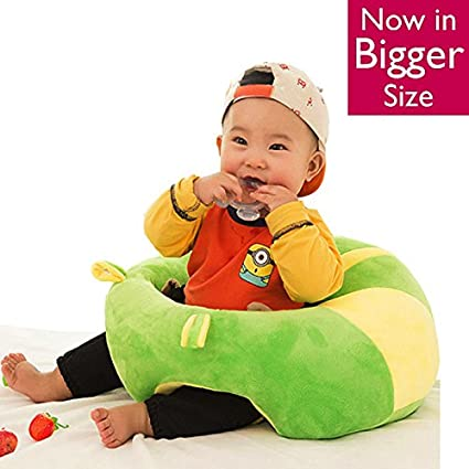 Other Latest Collection Of Infant Baby Support Seat Soft Chair Cushion Plush Cotton Orange Pink Elephant Durable Service
