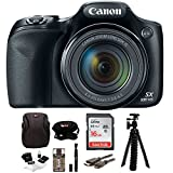 Canon Powershot SX530 HS Camera with 16GB Deluxe Accessory Kit Review