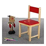 Best unknown Stacking Chairs - Wooden Child Kids Chair Stool Or Table Review