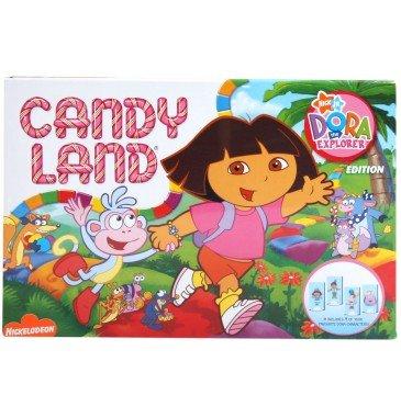 (Funskool Dora Candyland Game)