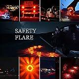 LED Emergency Roadside Flares Safety Strobe Light
