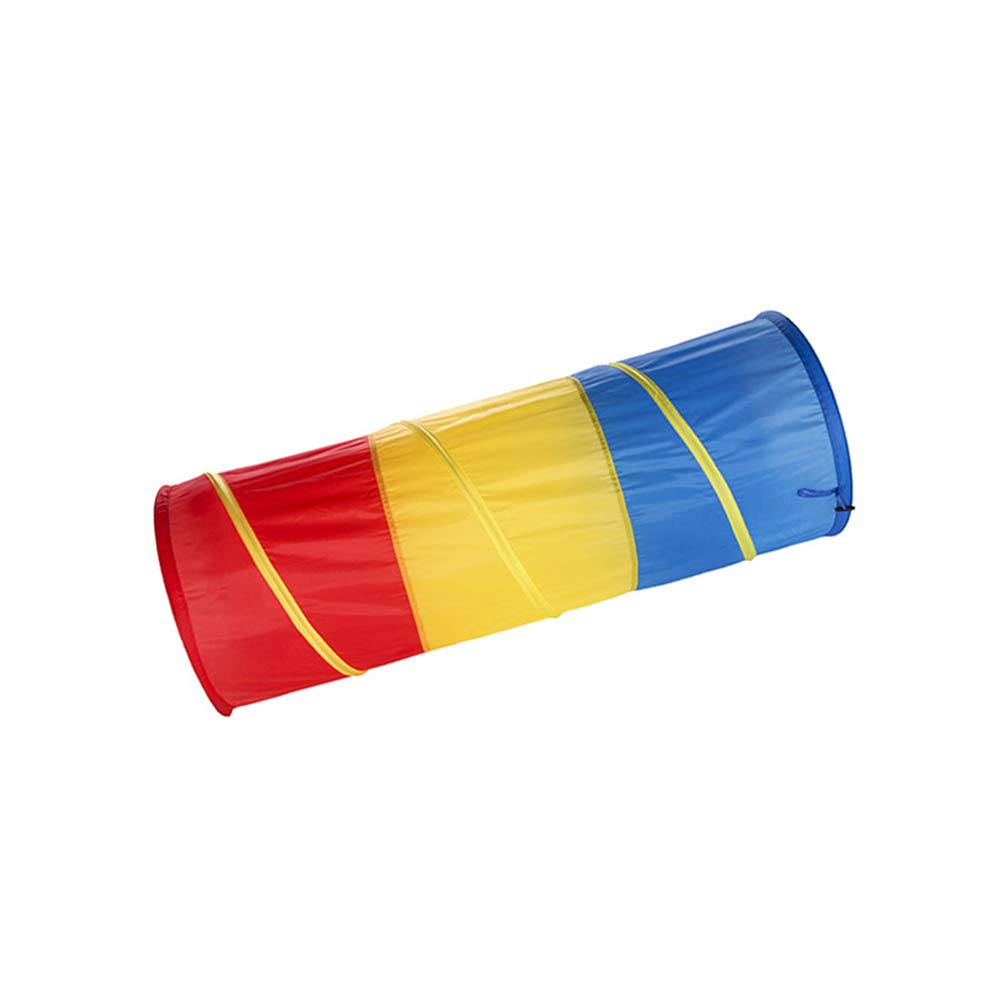 Canyixiu 48120CM Children's Tent Tunnel Folding Portable Magic Baby Toy Room Drill Hole Tube Climbing Tube,Sunlight Crawling Tunnel