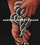 img - for Marsden Hartley's Maine book / textbook / text book