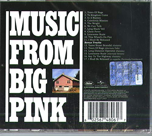 Music From Big Pink - 50th Anniversary by Capitol (Image #1)