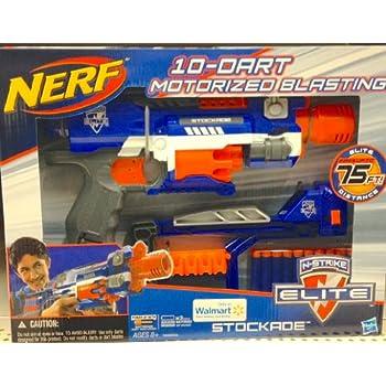 Nerf N-strike Elite Stockade Exclusive