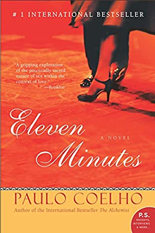 book cover of Eleven Minutes