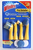 SonicScrubbers PDAP Windex Pro Detailer Accessory Pack