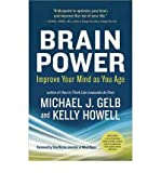img - for Brain Power: Improve Your Mind as You Age (Paperback) - Common book / textbook / text book