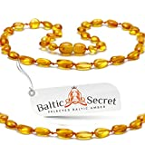Amber Teething Necklace for Babies, Certified Amber Beads - Best Reviews Guide