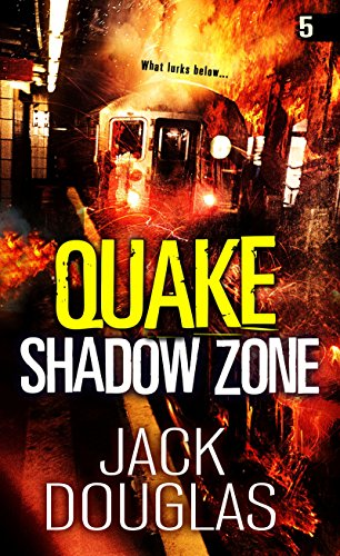 book cover of Shadow Zone