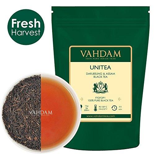 VAHDAM, UNITEA Black Tea  | Blend Of Darjeeling Tea & Assam