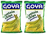 Goya Plantain Chips, 5 oz (Pack of 2)