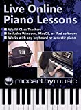 Online Live Piano Lessons & Piano Practice Software [Direct to Account]
