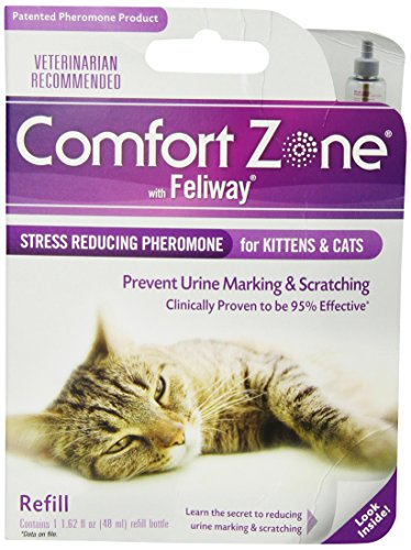 Central Life Sciences Comfort Zone 48 ml Refill Bottles 3-Pack