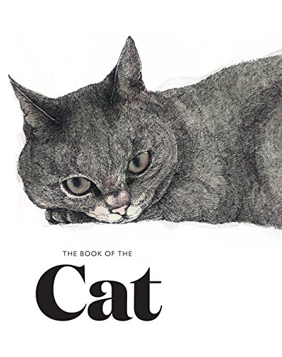 Book Cover: The Book of the Cat: Cats in Art