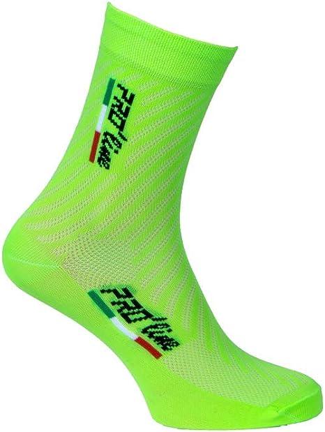 PRO line Calze Calzini Ciclismo PROLINE Iride Compression Cycling Socks 1 Paio One Size