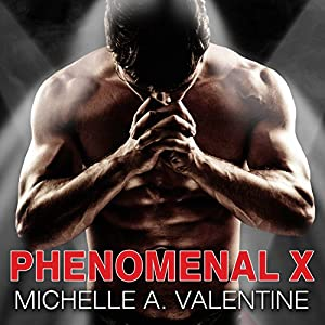 Phenomenal X Audiobook