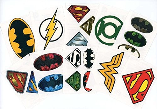 Easter eggs for boys to make they are going to want to for Superhero temporary tattoos