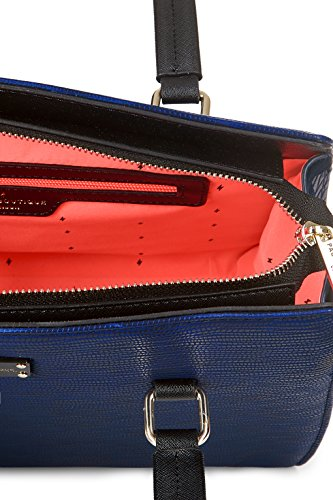 Paul's Boutique Georgia Eckely Handtaschen Blau 34 x 28 x 14 cm