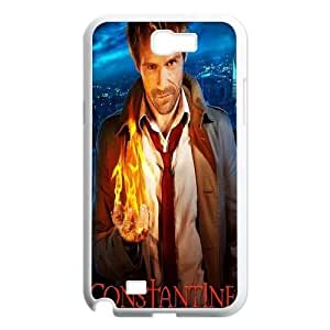 Qxhu Constantine patterns Hard Case Back Cover for Samsung Galaxy Note2 N7100