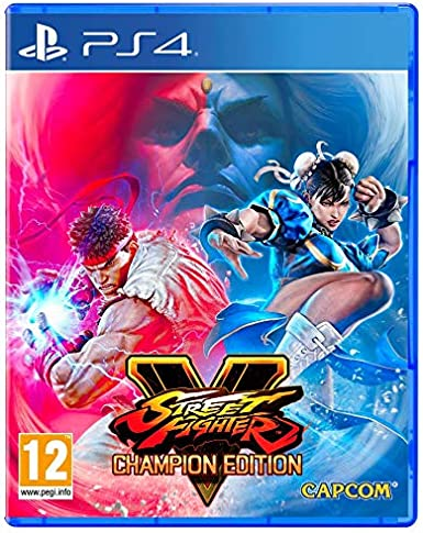 Street Fighter V Champion Edit PS4 ESP: Amazon.es: Videojuegos