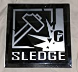Rainbow Six Siege Sledge Limited Edition Logo Mirror