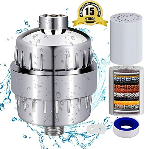 shower soft water filter - 7