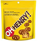 Oh Henry Chocolate Bites 230g (8oz) Made in Canada