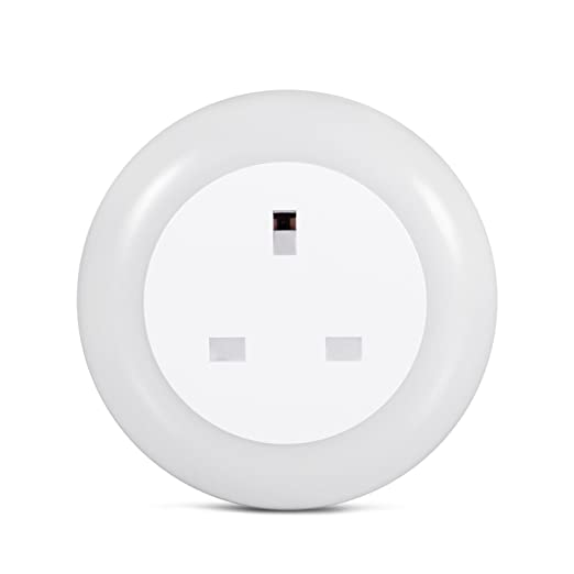 Howiseacc Plug In Led Night Light With Outlet Night Lamp With Dusk