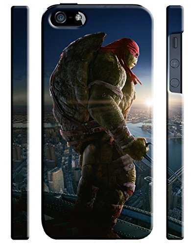 Teenage Mutant Ninja Turtles for Iphone 5 5s Hard Case Cover (turt2)