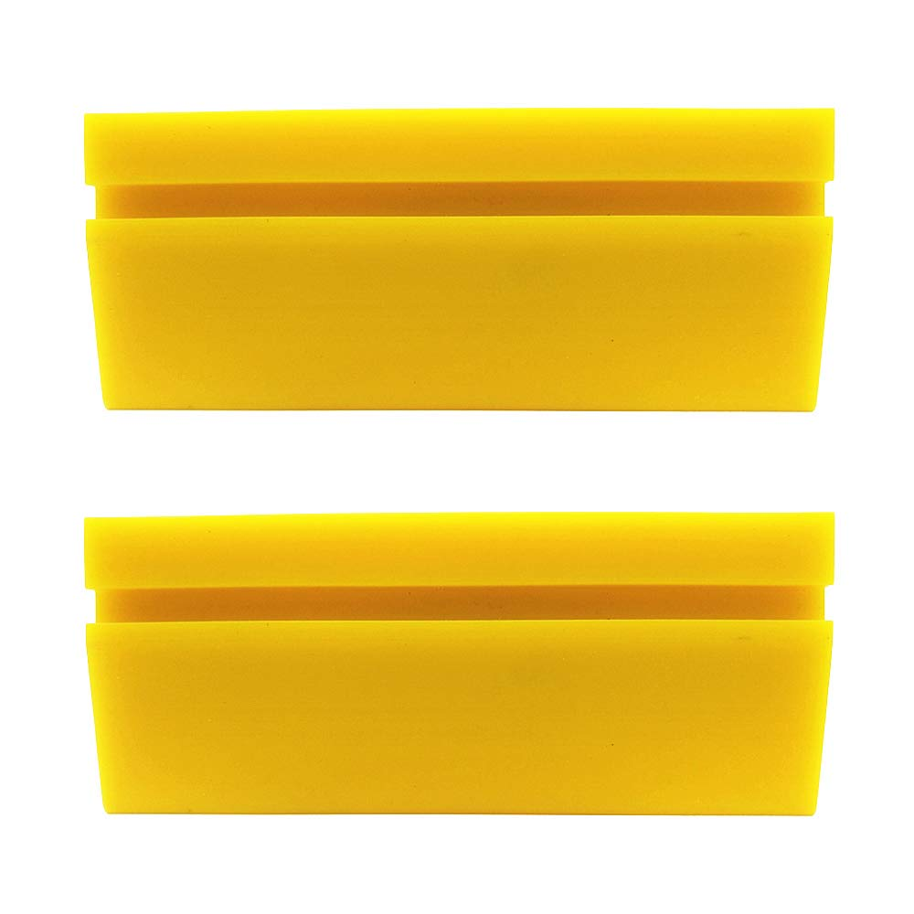 Window Tint Film Applicator Vehicle Cleaning 5559035653 Decal Sticker Tool for Home GUGUGI CARTINTS 2Pack Car Water Blade Rubber Squeegee for Vinyl Window Wiper Wallpaper Tool